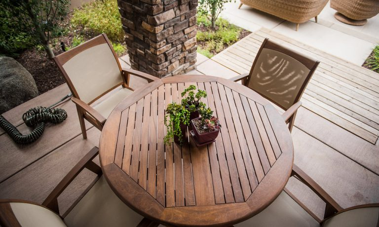 Spring Patio Cleaning Checklist